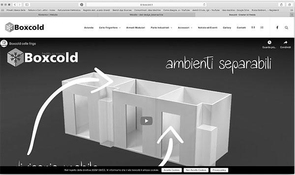 siti web - boxcold.it
