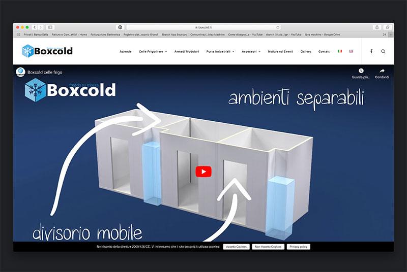website boxcold 2019